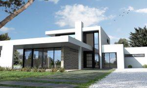 Maison moderne : comment est construite une maison moderne ?