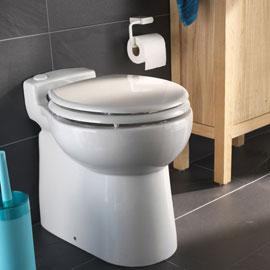WC Sanibroyeur : Et c'est vrai